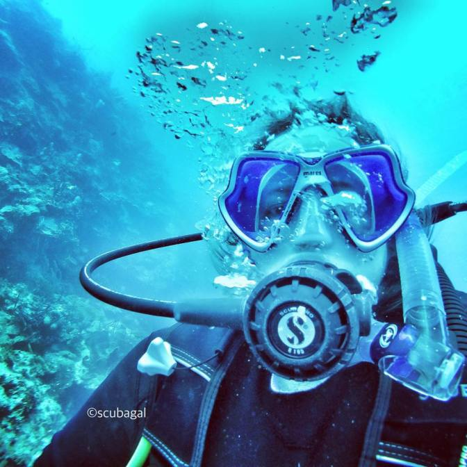 Scuba Diving With My New GoPro Hero 4K