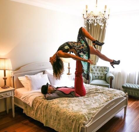Hotel Sari Konak, Istanbul: photo courtesy of @yogabeyond