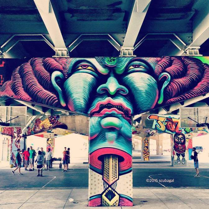 Meet Street Artist Jason Botkin from EN MASSE
