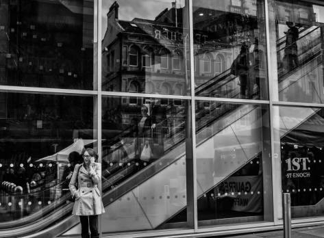 St. Enoch Square (Glasgow, 2015), by Theresa Groth