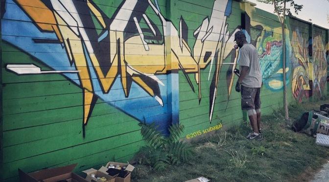Meet Street Artist Mediah