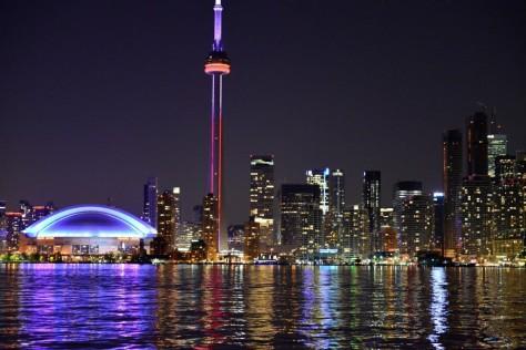 Toronto, Photo Credit by Byron Martin