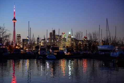 Toronto Harbour, Photo Credit by Byron Martin