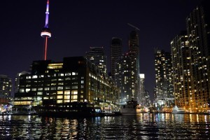 Toronto's Queen's Quay, Photo Credit by Byron Martin